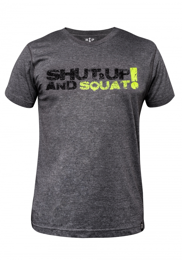 Crossfit SHUT UP AND SQUAT