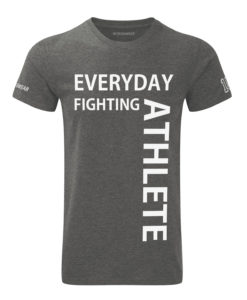 CW Everyday fighting athlete Crossfit