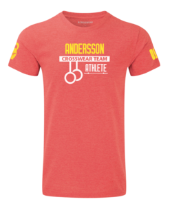 Crosswear competition t-shirt