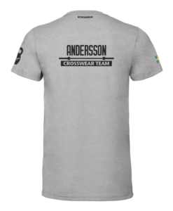 Crossfit competition t-shirt v3