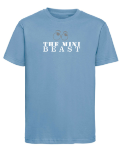 CW Kid Crossfit t-shirt Beast blue