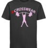 CW Kid Crossfit t-shirt strong black-pink