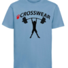 CW Kid Crosswear t-shirt strong blue