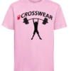 CW Kid Crosswear t-shirt strong pink