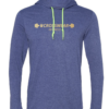 CW Crosswear WOD hoodie crosswear blue men white