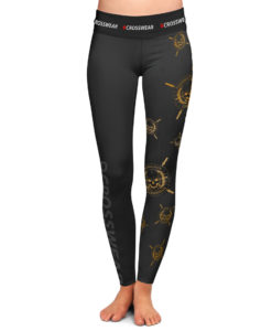 CW tights Crosswear Crossfit barbell club leggings