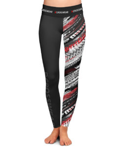 CW tights Crosswear Crosswear WOD black camo