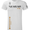 Crossfit competition t-shirt v4 white