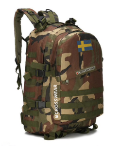 Crosswear WOD crosswear wod bag